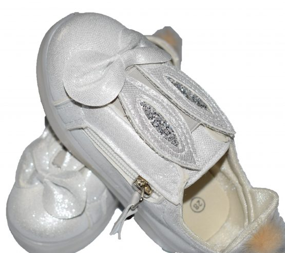 Adidasi copii cu fermoar