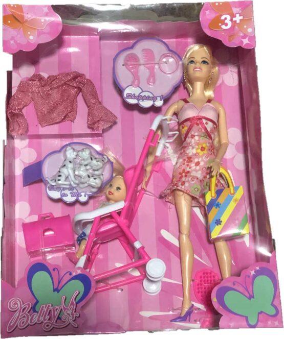 Set joaca Betty la Shopping