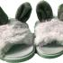 papuci blanita gri fetita