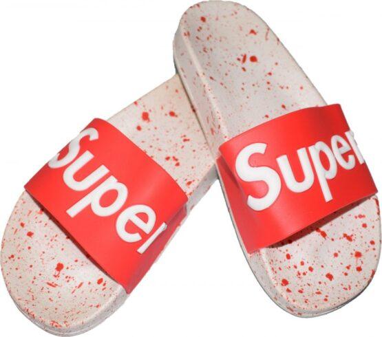 Papuci rosii unisex
