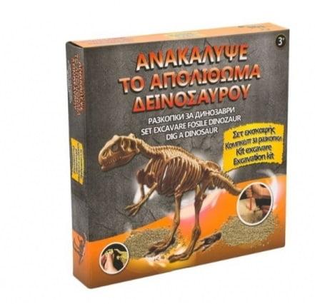 Set stiintific – descopera fosile de dinozaur