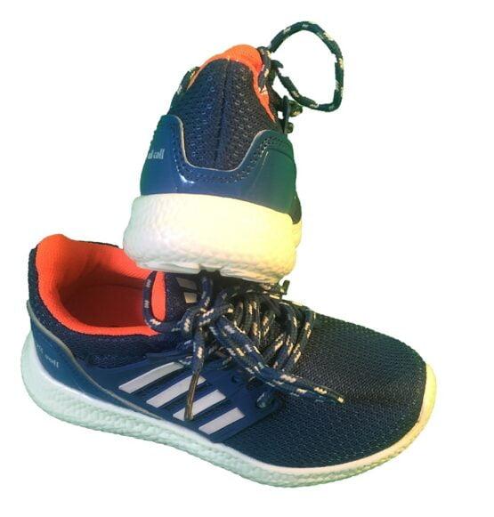 Adidasi albastru deschis pentru copii