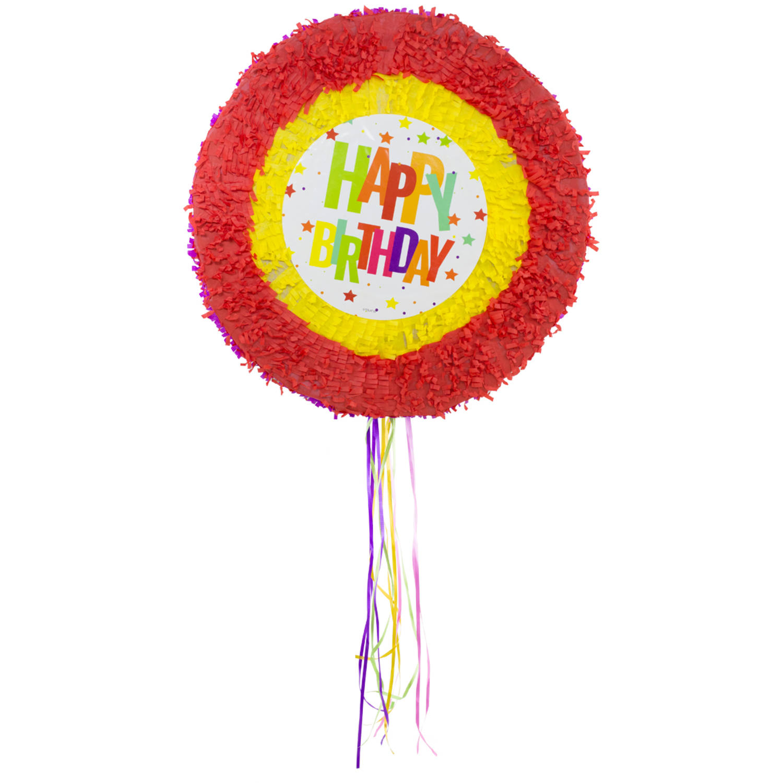 Pinata Happy Birthday 48 cm